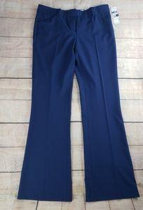Laundry Shelli Segal Tracey Slim Flare Dress Pants